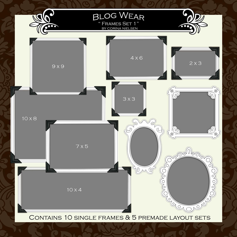 blog wear frame set no1