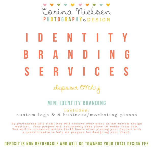 Mini Identity Branding Package