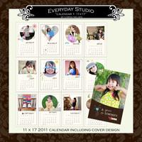 """Every Studio""- Calendar 1"