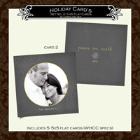 Holiday Cards- Set  2 (Card 2)
