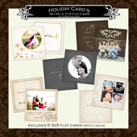 Holiday Cards- Set  2