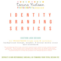 Custom Design Services- Logo