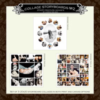 Collage Storyboards Set 2